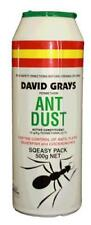 Ant Dust (Permethrin) 500g Controls Ants  Spiders Cockroaches Fleas Squeeze Pack