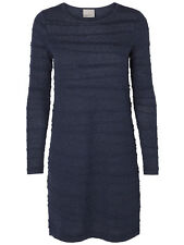 Vero Moda Female Dress Navy Medium UK Size 10 TD075 OO 02