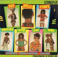 "The Belle Stars(7"" Vinyl P/S)Another Latin Love Story EP-Stiff-BUY 130-VG/VG"