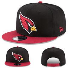 New Era Arizona Cardinals Snapback Hat MLB Classic Team Basic Logo 2 Tone Cap
