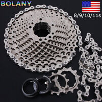 8 9 10 11Speed Road Bike Bicycle Cassette CSR11-25/28/32/36T KMC Chain Chains