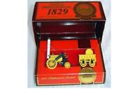 MATCHBOX MODELS of YESTERYEAR Y-12 STEPHENSONS ROCKET yellow 1829 diecast model