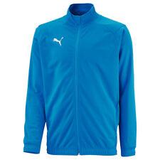 Puma fútbol liga sideline poly chaqueta Core fútbol chaqueta señores azul