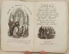 NICOLAS GERMAIN LEONARD AMORI DI TERESA DI S. CLAIR E GIUSEPPE GIANFALDONI 1857