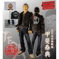 CROWS & WORST FBG Kai Yasunori dive dolls anime goods toy JAPAN F/S J2923
