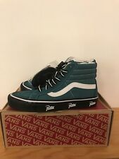 new vans x patta sk8-hi hydro 8 US 7 UK 41 FR brand new