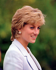 Princess Diana Fantastic Colour 10x8 Photo