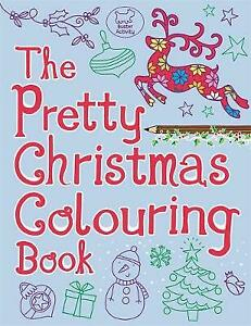 The Pretty Christmas Colouring Book (Buster Activity), Rundle, Jeannine, New Boo