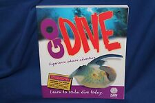 Go Dive Scuba Diving Book Padi