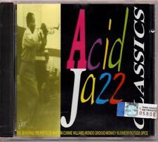 ACID JAZZ CLASSICS Various Artists SOUL JAZZ FUNK CD (EROS) GREEK IMPORT