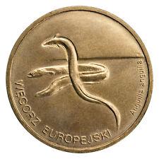 Poland / Polen - 2zl European Eel
