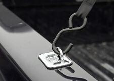 Zurrlaschen Chevy GMC Ford Dodge Chromöse Transportsicherung Bordwand