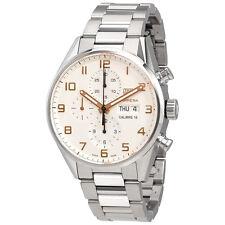 Tag Heuer Carrera Automatic Chronograph Mens Watch CV2A1AC.BA0738