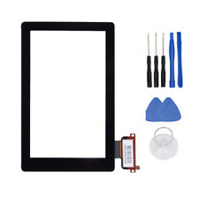"Touch Screen Digitizer Replace Glass Panel For Amazon Kindle Fire 7"" +Tool Free"