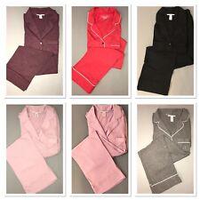 VICTORIA'S SECRET Sleepover Knit PJ Pajamas Set XS S M