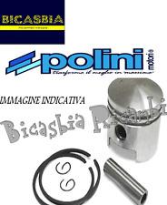 7955 - PISTONE POLINI 43,4 SPINOTTO 10 CILINDRO PIAGGIO 50 CIAO BRAVO BOXER SI