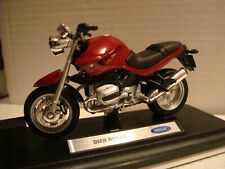 BMW R 1150 R Red Welly 1:18