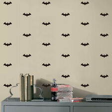 40pcs Batman Logo Removable Wall Sticker Vinyl Wall Decal Kid Boy Art Mural Deco