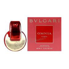 Bvlgari Omnia Coral Women Eau de Toilette Spray 2.2oz 65ml *New in Box