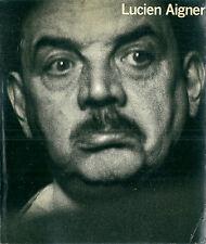 ENVOI de LUCIEN AIGNER photographe photographie photo dédicace signé autographe