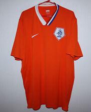Netherlands Holland National Team home shirt 08/10 Nike Size XXL