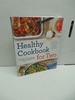 Healthy Cookbook For Two Recipe Guide Simple Enjoy Cooking Couples
