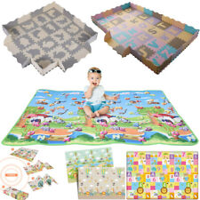Cyber Monday Baby Crawling Thick Play Mat Eva Foam Mat Educational Alphabet Game
