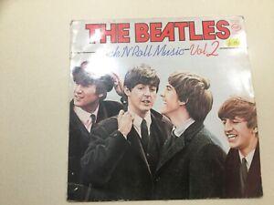 The Beatles - Rock N roll music vol 2 Vinyl LP MFP50507