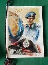 Calendario dell'Arma dei Carabinieri 1997 / da collezione