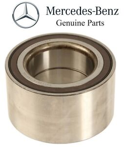 For Mercedes C216 W204 W212 W218 W221 Front Left Or Right Wheel Bearing Genuine