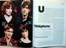 Mag 2012: Le groupe TELEPHONE (JEAN-LOUIS AUBERT etc...)_PHILIP ROTH_CALEXICO