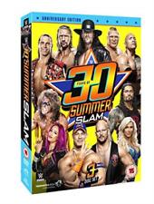 WWE: 30 YEARS OF SUMMERSLAM DVD