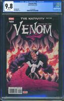 Venom 165 (Marvel) CGC 9.8 White Pages 1st cameo appearance of Sleeper