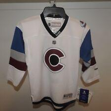 NHL REEBOK Stadium Series #9 Colorado Avalanche Hockey Jersey New Child 4-7