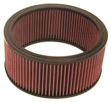 "E-3680 K&N Custom Air Filter fit  11""OD,9-1/4""ID,5""H"