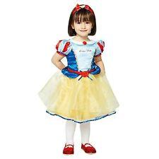 Disney Princess Blancanieves vestido Bebé disfraz Sesión Fotográfica traje 6-12 meses Trdcprsw06