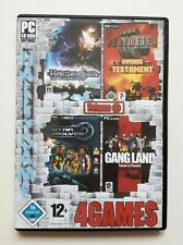 4Games - Volume 11 (PC, 2007)