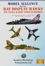Model Alliance 1/48 RAF Display Hawks No.19 (F) and RAF 2009 Schemes # 489048