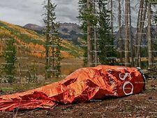 ISO THERMICS Mylar Emergency Survival Solar Thermal BIVVY Blanket