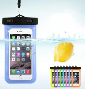 Waterproof Phone Bags Pouch for iPhone 6 7 7 plus and Android samsung phone case