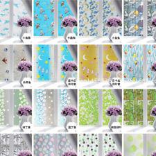Pellicola Decorativa Statica Per Vetri Per Finestre 60X200cm Adesiva - Stile