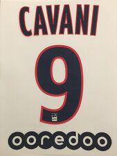 Flocage Officiel PSG Cavani 9 Jr Ligue1 Third 2019/2020