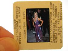 Original Press Promo Slide Negative - Spice Girls - Geri Halliwell - 2002