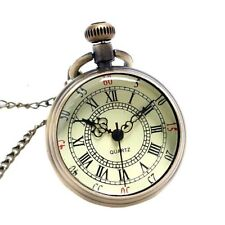 Open Face Mechanical (Hand-winding) Unbranded Pocket Watches