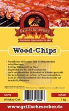 Räucher Chips von Grillschmecker 1kg Whisky Eiche