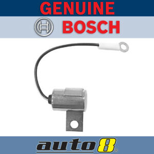 Bosch Ignition Condenser for Nissan Datsun Sunny 120Y B310 1.2L  A12 1978-1982