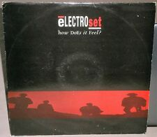 ELECTROSET - HOW DOES IT FEEL (THEME FROM TECHNO BLUES) / RESISTENCE 1992 FX203