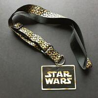 Star Wars Starter Set - Lanyard Only Disney Pin 84602