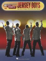 Jersey Boys EZ Play Today Very Easy Organ Keyboard Music Book Frankie Valli E-Z