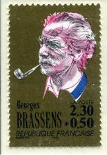 FRANCE TIMBRE NEUF  N° 2654  **  GEORGES BRASSENS
